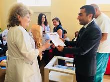 Կոտայքի մարզպետի այցը Նոր Հաճնի բուժհաստատություն