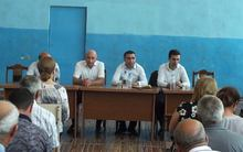 Կոտայքի մարզպետ Ռոմանոս Պետրոսյանն այսօր այցելել է Ակունք խոշորացված համայնք