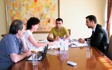 Կոտայքի մարզպետն ընդունել է իսպանական «Acciona Energy» ընկերության ներկայացուցիչներին