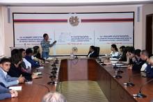 Երիտասարդական խորհրդի երկրորդ նիստում աշխատանքային խմբեր ձևավորվեցին