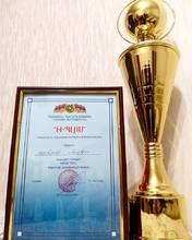 «Հուշեր» պարային անսամբլն արժանացավ գլխավոր մրցանակի