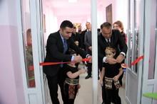 Կոտայքի մարզպետը ներկա է գտնվել Զովունի գյուղի մանկապարտեզի նոր մասնաշենքի բացմանը