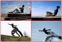 Դ.Բեջանյանի «Ճանապարհաշինարարներ» եւ Խ. Հակոբյանի «Արձագանք» արձանների վերականգնման նպատակով Կառավարությունն այսօրվա նիստում որոշում կայացրեց