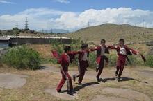 Կոտայքի մարզի  Կարմիր  բերդի  տարածքում տեղի ունեցավ  «Հայոց  զենքի  փառքի  օր»  միջոցառումը