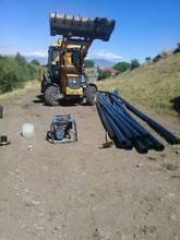 Սուբվենցիոն ծրագրով Գեղաշեն համայնքում կառուցվում է խմելու ջրի ջրագիծ
