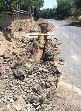 Աբովյանի Էլար թաղամասի ոռոգման ջրի համակարգի կառուցման աշխատանքներն ընթացքի մեջ են