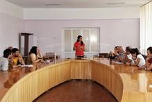 Տեղի է ունեցել Նորարարության զարգացման և Մարզային համաֆինանսավորվող դրամաշնորհների ծրագրի վերաբերյալ տեղեկատվական հանդիպում