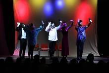 Ծաղկաձորում մեկնարկել է Լեոնիդ Ենգիբարյանի անվան մնջախաղի միջազգային 7-րդ փառատոնը