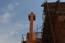 Օծվել է Բյուրեղավանի Սուրբ Մարիամ Աստվածածին եկեղեցու Խաչը
