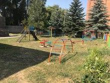 Բարեկարգման աշխատանքներ Սոլակի մանկապարտեզի պուրակում