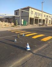 Զովունի բնակավայրի ճանապարհներին տեղադրվել են արհեստական խոչընդոտներ և արվել գծանշումներ