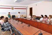 Հայկական ակնաբուժության նախագծի  «Լույս հայի աչքերին» ծրագրի շրջանակներում մարզպետարանում տեղի է ունեցել քննարկում