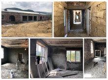 Մեղրաձորի Աղավնաձոր բնակավայրում հիմնանորոգվում է մանկապարտեզի շենքը