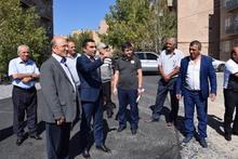 Արզնի և Բյուրեղավան համայնքներում  կապիտալ ասֆալտապատվում են ներհամայնքային ճանապարհներ, ամբողջական թաղամասեր ու բակեր, իսկ Արզնիում կառուցվում է հայ-ասորական մշակութային կենտրոն