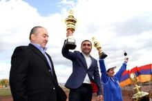 «Լավագույն մարզական ընտանիք» մրցույթում Կոտայքի մարզն այս տարի լավագույնն է