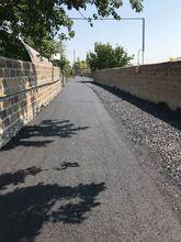 Արզնիի Գետաշեն թաղամասում ավարտված են մուտքային և ելքային օղակաձև ճանապարհների ասֆալտաբետոնե ծածկի կառուցման աշխատանքները