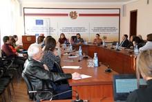 2019-2025 թվականների Հայաստանի տարածքային զարգացման ռազմավարության նոր տարբերակը քննարկվել է Կոտայքի մարզպետարանում
