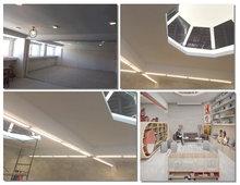 Աբովյանում loft ոճի հանրային գրադարանի կառուցման աշխատանքներն ընթացքի մեջ են