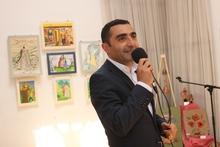 Կոտայքի մարզպետը շնորհավորել է Գեղարվեստի դպրոցի 45 ամյակի կապակցությամբ