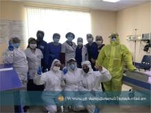 Կոտայքի մարզպետը շնորհավորել է Բուժքույրերի միջազգային օրվա կապակցությամբ