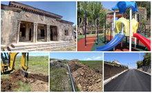 Խաղահրապարակ- պուրակից մինչև մշակույթի տան վերանորոգում ու ջրագծերի կառուցում