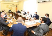 Կոտայքի մարզպետի պաշտոնակատար, փոխմարզպետ Առնակ Ավետիսյանը ՏԿԵՆ-ում մասնակցել է աշխատանքային խորհրդակցության